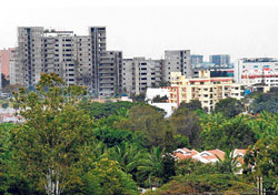 What's in store? Residential prices have firmed up in multiple suburbs like Whitefield and Sarjapur Road.  File photo