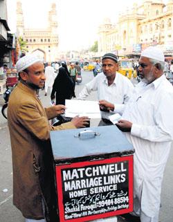 Brides muslim hyderabad marriage second in Muslim Matrimony