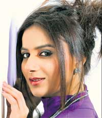 Busy bee: Pooja Gandhi