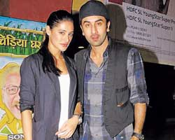 separate ways Nargis Fakhri and Ranbir Kapoor.