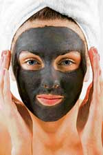 MAKE A NOTE Avoid grainy masks or scrubs if you suffer from acne or rashes.