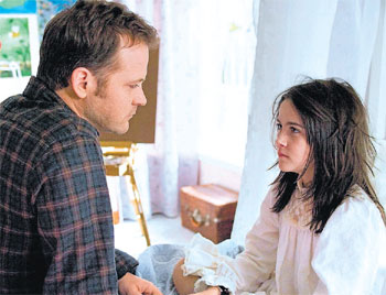 Interesting: Peter and Isabelle in 'Orphan'.