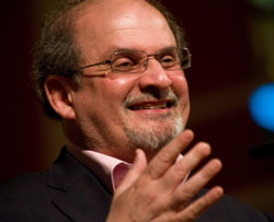 Salman Rushdie. AFP/File Photo