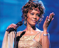 Tragic life : Whitney Houston