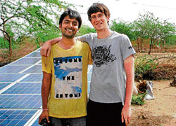R'than villages get smart power