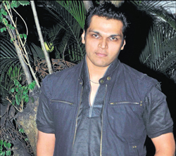 In transit: Swapnil Shinde