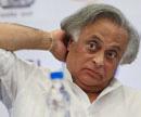 Jairam Ramesh's temple-toilet remark draws protest