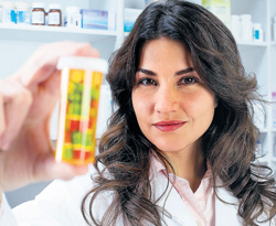 A pharmacist's job is to prepare, mix, or dispense drugs and medicines, prescribed by a medical practitioner.