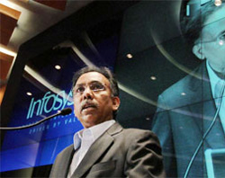 Global uncertainty stalls Infosys growth story