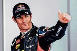 Webber pips Vettel for pole