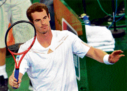 Murray in title round