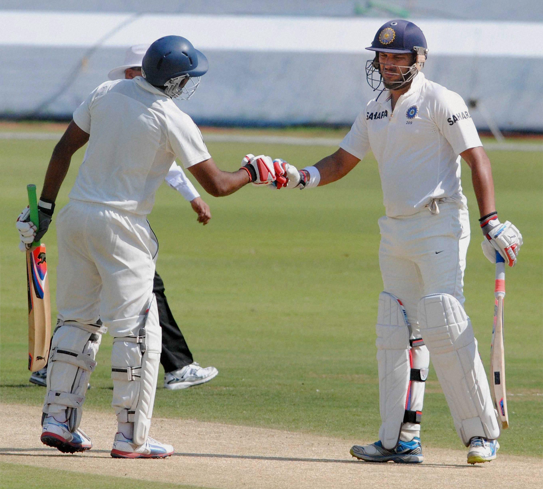 Yuvraj smashes double century in Duleep Trophy