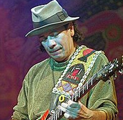 West desires, India aspires: Carlos Santana