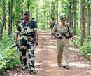 Landmine blast kills five CRPF men in Bihar