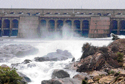 Cauvery statistics come in handy for government
