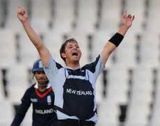 Bond named New Zealand bowling coach