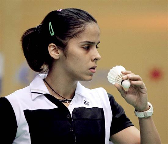 Saina enters Denmark Open semis