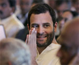 Rahul to be promoted in Cong rejig
