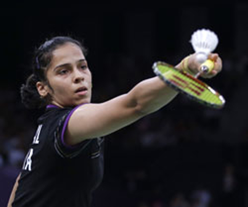 Mitani halts Saina's quest for double