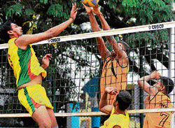 Sappers overcome gritty SWR