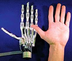 Advanced exoskeleton may help paralysed walk