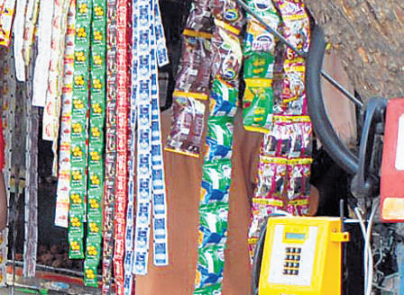 Quit tobacco, chew nut, say experts