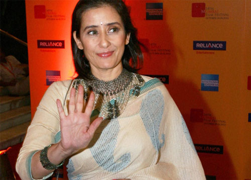 Movie Snippets: Manisha gorged on pizza on Cancer Survivors Day