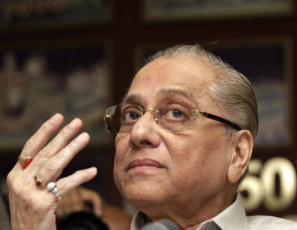 I am no proxy for Srinivasan: Dalmiya