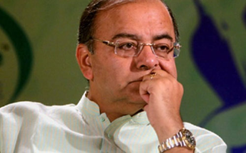 Jaitley 'not fully satisfied', says Manohar was his 1st choice