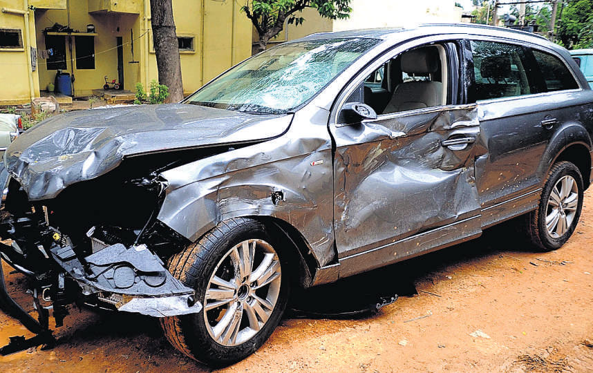 Police inspector suspended in Audi case