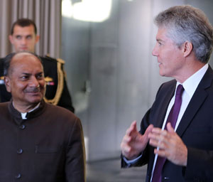 India, Australia to bolster defence ties, maritime security