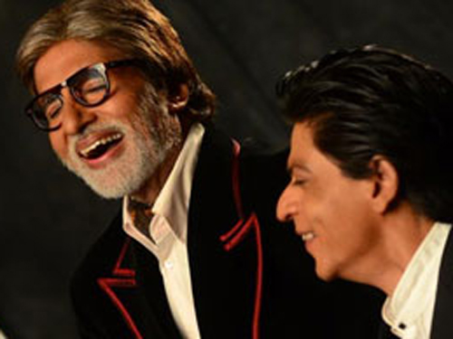 Amitabh Bachchan, SRK to again co-star?