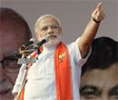 Modi decries Home Ministry approach