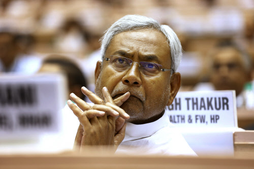 By-poll loss is not defeat of JD-U: Nitish Kumar
