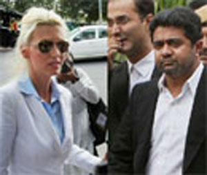 CBI files charge sheet against Abhishek Verma, wife