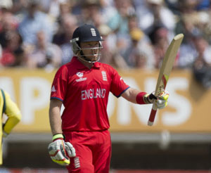 Bell scores 91 as Australia restrict England to 269/6