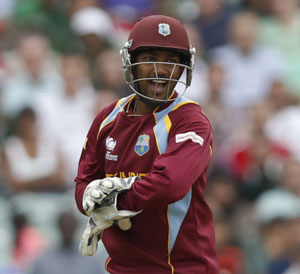Ramdin charged with misconduct