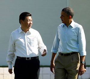 Continued cybertheft would damage relations: Obama tells Xi