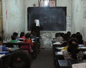80 percent migrant kids have little or no education: Survey