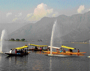 Kashmir grapples with lack of hotels