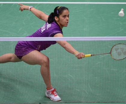 Saina survives a scare in Indonesia Super Series opener