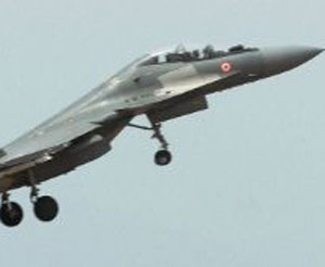 Pak claims Indian fighter jets enter its airspace