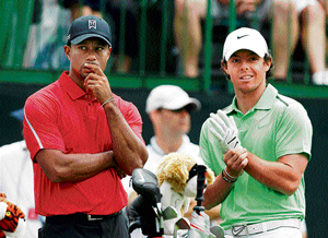 All eyes on hungry Tiger