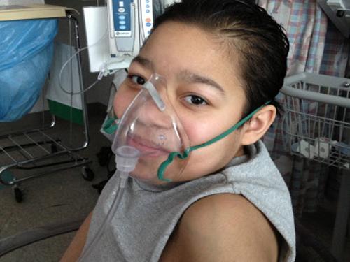 US girl gets lung transplant after political firestorm