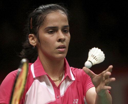 Erratic Saina loses in semis of Indonesia Super Series