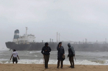 Maritime crisis looms as two tankers stranded off Mumbai