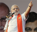 Modi may start UP campaign from Ayodhya