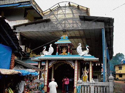 Shrine by the Varahi beckons