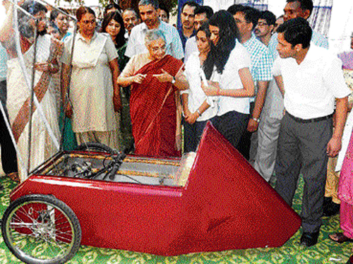 Now, a university for women engineers