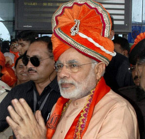 Modi likely to visit Ayodhya; to pray at disputed site